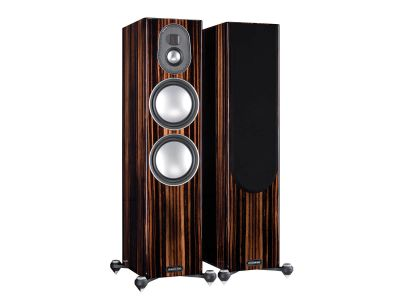 Monitor Audio Gold 300 5G, 3-полосные напольные АС , 35 Гц-50 кГц, 250...
